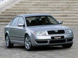 Skoda Superb 3U Saloon