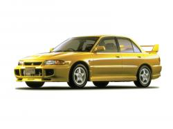 Mitsubishi Lancer Evolution III Saloon