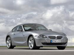 宝马 Z4 Roadster I (E85/E86) Coupe
