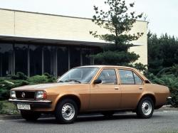 Opel Ascona B Saloon