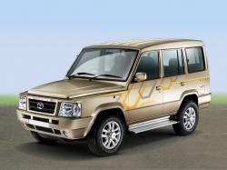 Tata Sumo wheels and tires specs icon