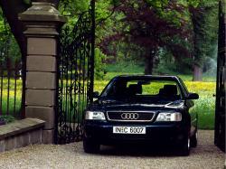 Audi A6 I (C4) Saloon