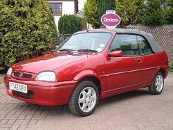Rover 100 Convertible