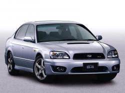 Subaru Legacy III Saloon