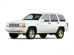 Jeep Grand Cherokee ZJ Closed Off-Road Vehicle