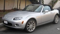 Mazda Roadster III (NC) Convertible