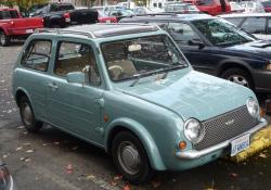 Nissan Pao wheels and tires specs icon