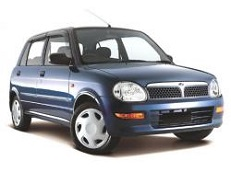Perodua Kelisa 2001 - Wheel & Tire Sizes, PCD, Offset and