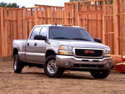 GMC Sierra 1500 GMT800 Pickup