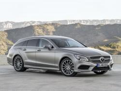 Mercedes-Benz CLS-Class C218/X218 Restyling Estate