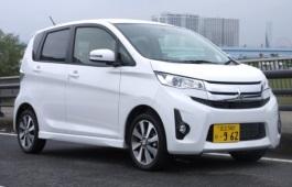 Mitsubishi eK Custom Hatchback