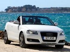 Audi A3 8P Convertible