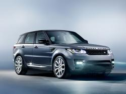 Land Rover Range Rover Sport II (LW) Closed Off-Road Vehicle