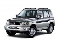 Mitsubishi Pajero Pinin Closed Off-Road Vehicle