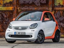 Smart Fortwo III (C453) Coupe