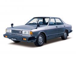 Nissan Bluebird VI (910) Седан