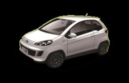 Enranger EX1 Räder- und Reifenspezifikationensymbol