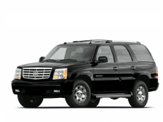 Cadillac Escalade GMT800 Closed Off-Road Vehicle