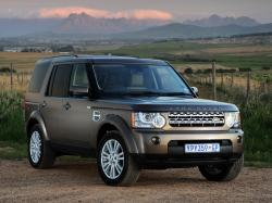 Land Rover Discovery 4 IV Closed Off-Road Vehicle