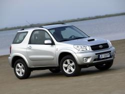 Toyota RAV4 II (XA20) Closed Off-Road Vehicle