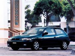 Mazda 323 V (BA) Hatchback