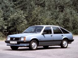 Opel Ascona C Hatchback