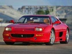 Ferrari F355 Berlinetta wheels and tires specs icon