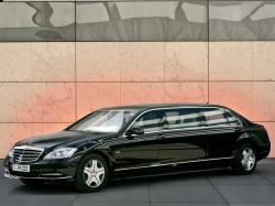 Mercedes-Benz S-Class V (W221) Restyling Special Design