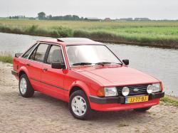 Ford Escort III Hatchback