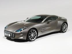 Aston Martin One-77 wheels and tires specs icon