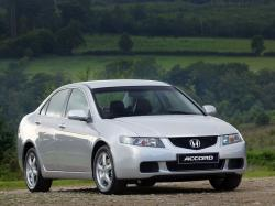 Honda Accord VII Saloon
