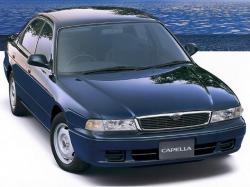 Mazda Capella VI (CG) Saloon