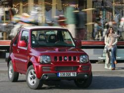 Suzuki Jimny III Restyling Open Off-Road Vehicle