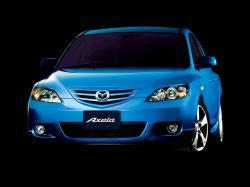 Mazda Axela I (BK) Hatchback