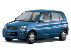 Mitsubishi Minica VIII Hatchback