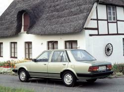 Mazda 323 II (BD) Saloon