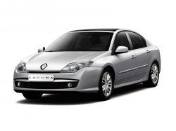 Renault Laguna III Liftback