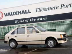 Vauxhall Astra 1979-1984