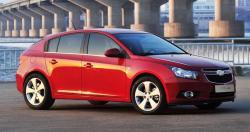 Chevrolet Cruze I Hatchback