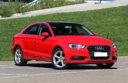 FAW Audi A3 wheels and tires specs icon