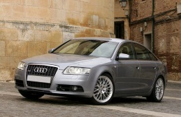 FAW Audi A6 wheels and tires specs icon