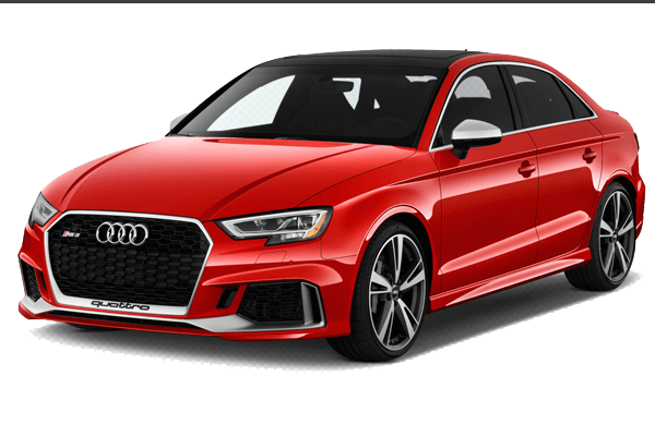 FAW Audi RS 3 wheels and tires specs icon