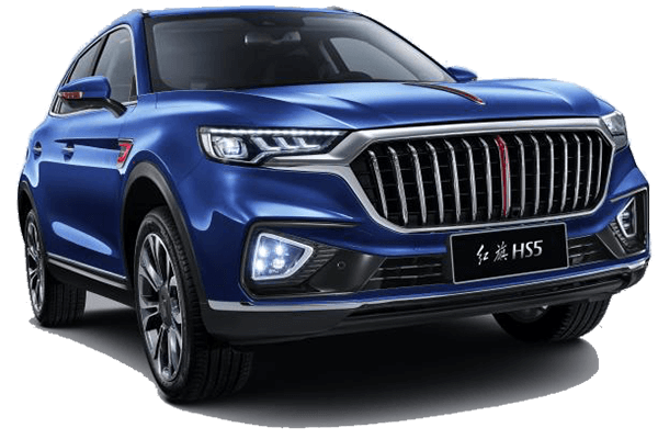 FAW Hongqi HS5 wheels and tires specs icon
