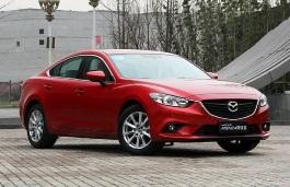 FAW Mazda Atenza Седан