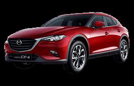 FAW Mazda CX-4 SUV