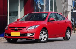 FAW Mazda Mazda6のホイールとタイヤスペックアイコン