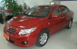 FAW Toyota Corolla X (E150) Saloon