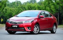 ícone de especificações de roda e pneus de FAW Toyota Corolla