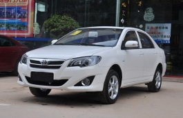 FAW Toyota Corolla EX Facelift Седан