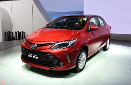 FAW Toyota Vios иконка